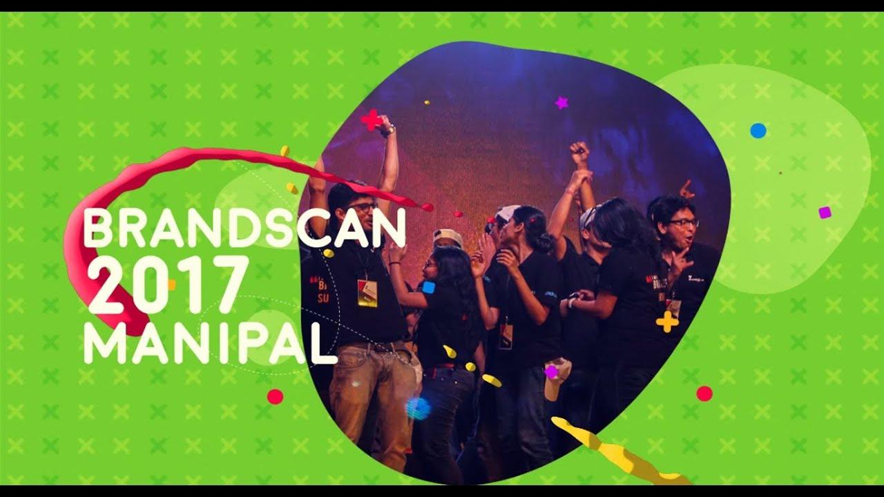 BrandScan Manipal 2017