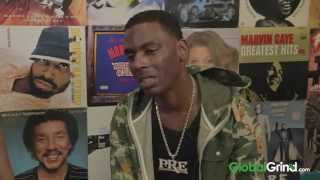 Young Dolph On Forgiving Parents, Explains Name, & Hustling