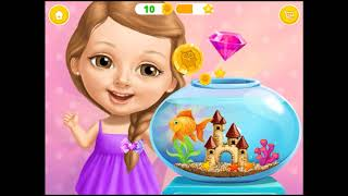 Sweet baby girl cleanup 5 | fun game for kids | baby game | maaweelada carurunta