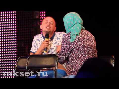 Comedy Woman в Уфе на Дне клуба Салавата Юлаева