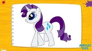 новые рисунки с пони май литл пони
