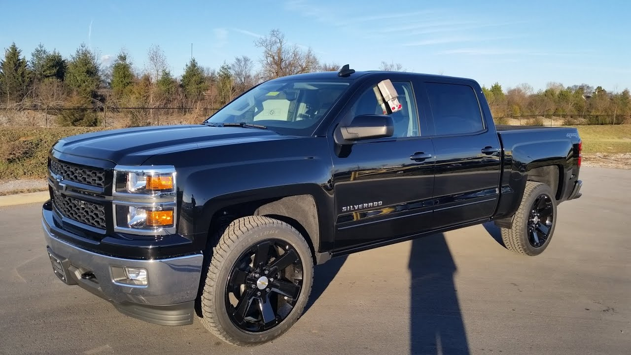 2015 Chevy Silverado High Country