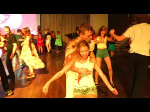 00073 RZCC 2016 Social Dancing Girl and Guy To Be Tagged ~ video by Zouk Soul