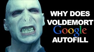 Why Does Voldemort Google Autofill