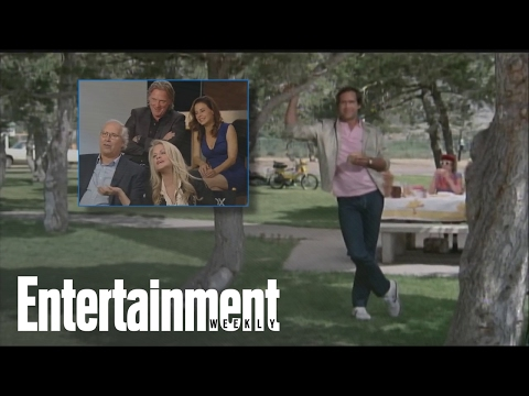 'Vacation' reunion: Chevy Chase and the original Griswolds get back together
