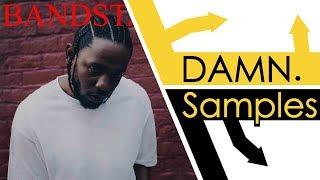 Every Sample From Kendrick Lamar