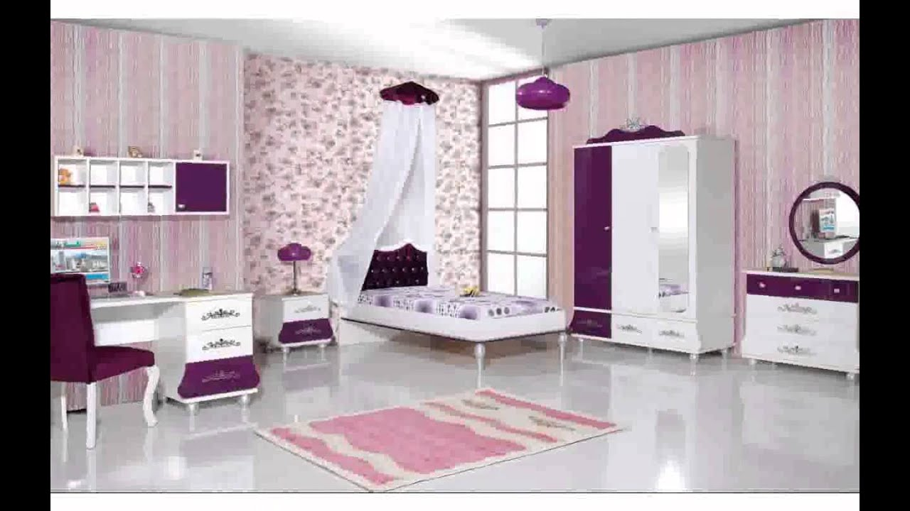 einrichtung jugendzimmer ideen design youtube. Black Bedroom Furniture Sets. Home Design Ideas