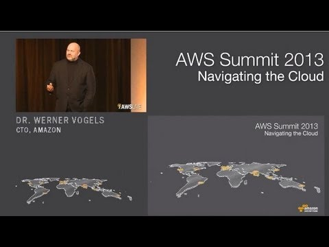 View the keynote address by Dr. Werner Vogels, CTO of Amazon.com at the 2013 AWS Global Summit in New York City. Learn about recent AWS innovations like Amaz...