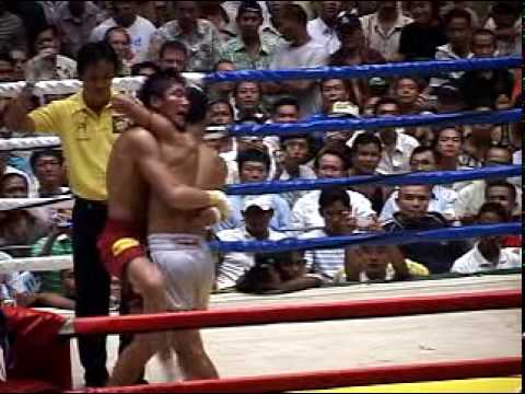 lethwei - Japan vs Myanmar friendly fight #4 part2