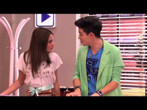 Violetta Violetta i Federico śpiewają En mi mundo w Studio. Odcinek 57. Oglądaj w Disney Channel