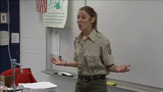 Wildlife Biologist Career at Work (A Day in the Life) US Fish and Wildlife Service FWS Demonstration