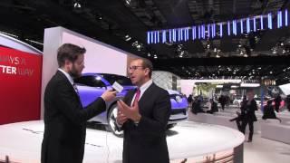 Toyota C-HR, intervista ad Andrea Carlucci