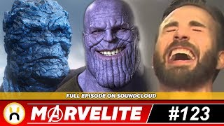 Will Avengers: Infinity War be TOO Funny? | Marvelite #123