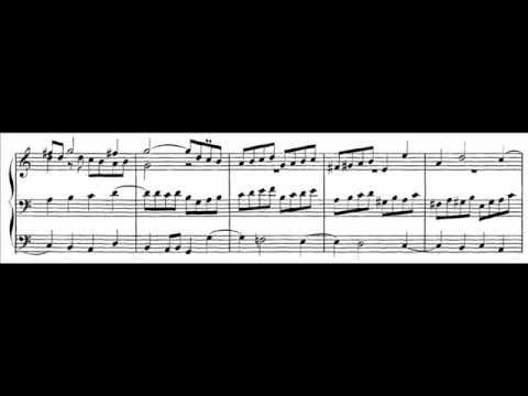 Бах Иоганн Себастьян - BWV 567 - Прелюдия до-мажор