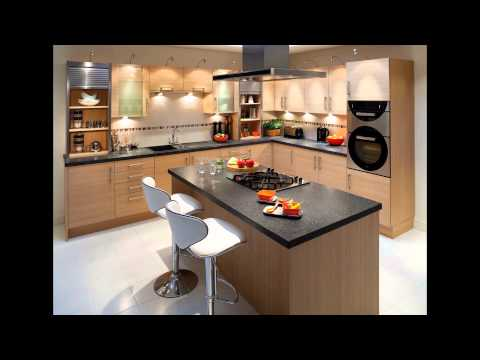 Best kitchen designs for small spaces 2014 youtube for Small kitchen ideas youtube