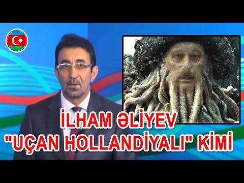 """İlham Əliyev """"uçan hollandiyalı"""" kimi - Azerbaycan Saatı / AzS Bölüm #331"""