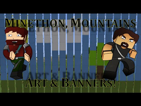 Minecraft Weekly News: Minethon 4 Banners Avatar Art & More!