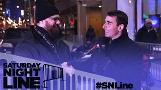 Saturday Night Line: SNL