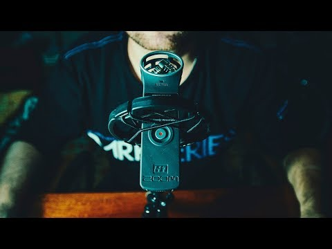 ZOOM H1 - Запись голоса и обработка