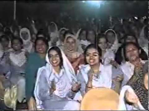 Salman Gilani Punjab College Sgda Funny Mushaira video