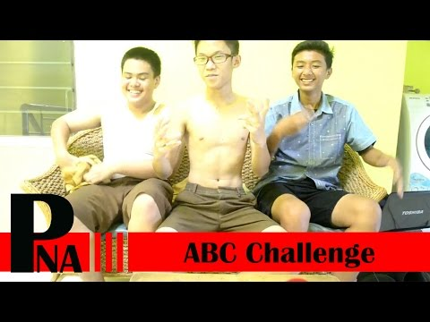 ABC Challenges | Thank's for 70 Subscribers | Main sampe buka baju
