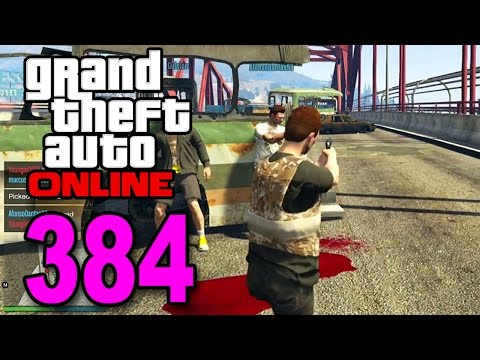 Grand Theft Auto 5 Multiplayer - Part 384 - Pistol Only Deathmatch (GTA Online Gameplay)