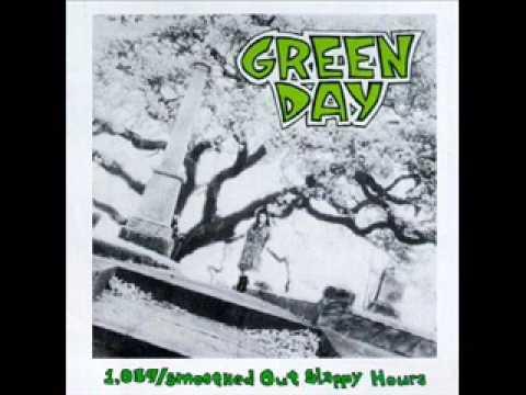 letra de cancion green day: