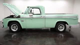 1965 Dodge D100 Sweptline Pickup 440 Bigblock V8