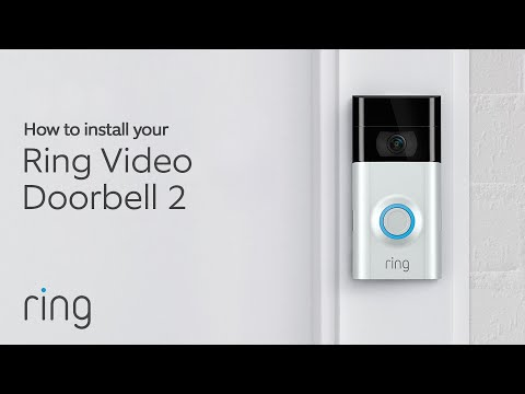 Download How to Install Ring  Doorbell 2 | Connect to Existing Doorbell Mp4 baru