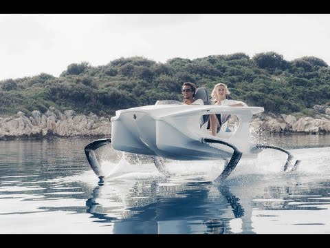 Quadrofoil hydrofoil electric watercraft Q2