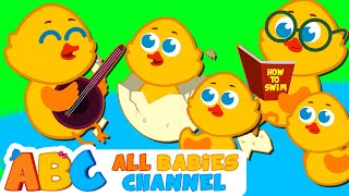 Five Little Ducks & More Kids Songs | Nursery Rhymes for Children | All Babies Channel