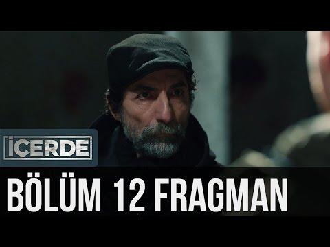 İçerde 12. Bölüm Fragman