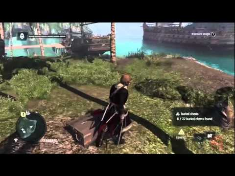 Assassins Creed IV: Treasure 442. 118 Serranilla
