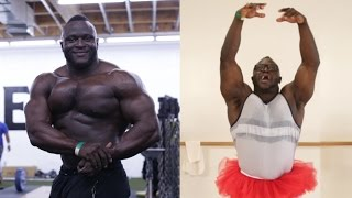 Bodybuilders Try Ballet For The First Time