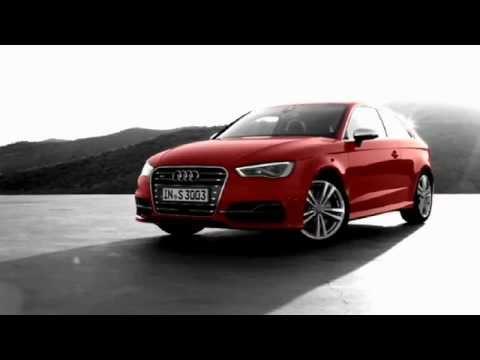 Audi S3 2013 - превое официальное промо