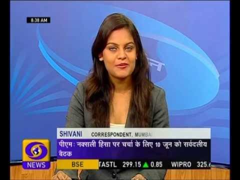 Doordarshan News Readers Doordarshan News Paper Review