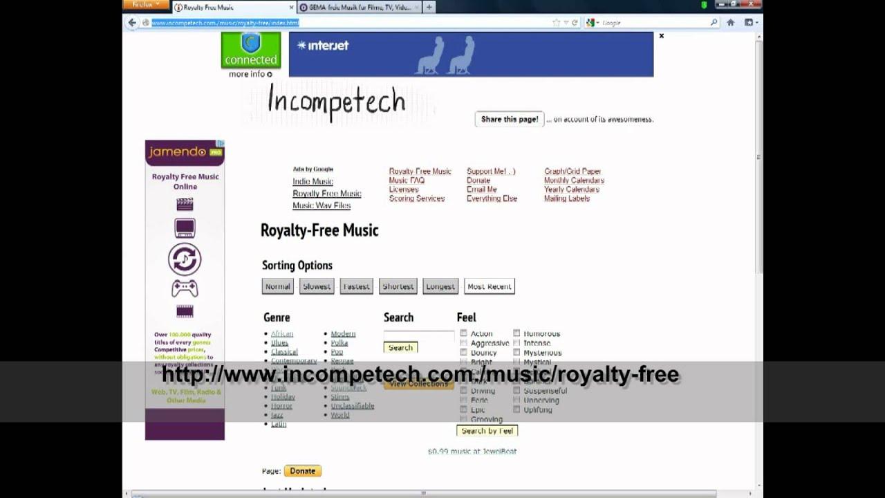 gratis musik download ohne anmeldung