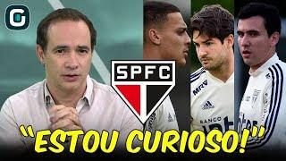 """""""É um ATAQUE E TANTO!"""", diz Celso sobre TRIO Antony, Pato e Pablo (11/07/19)"""