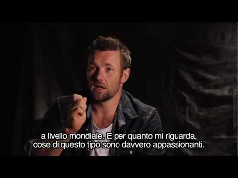 Zero Dark Thirty di Kathryn Bigelow - Intervista a Joel Edgerton (sottotitoli in italiano)