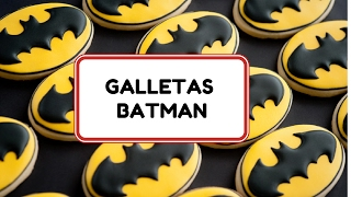 Galletas Batman