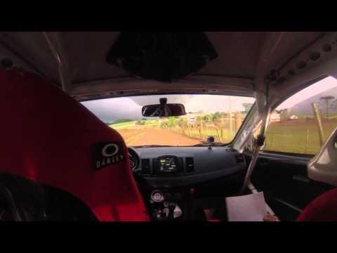 Câmera Onboard Ulysses Bertholdo/Armando Miranda - SS10 - Capo-Ere 1 - Rally de Erechim 2014
