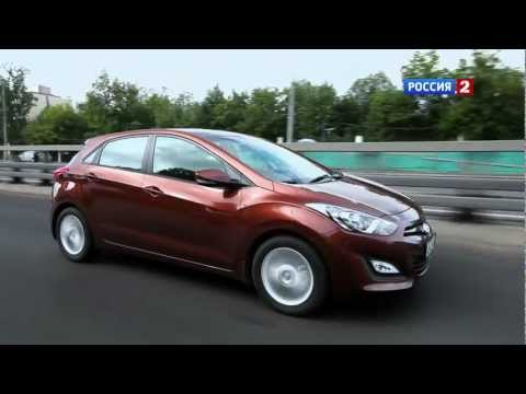 Тест-драйв Hyundai i30 2012