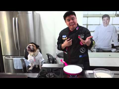 It's here! The third episode of Bull Kitchen! In this episode Chef Ernest and Chef Paris show you how to make Savory Crepe (thank you Tina Valencia for the w...
