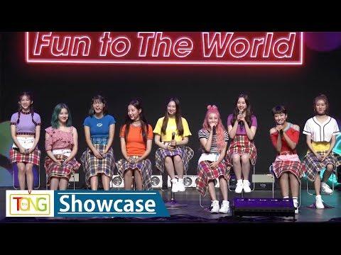 MOMOLAND(모모랜드) 'BAAM'(배앰) Showcase -TALK- (Fun To The World, Joo E, Nancy)