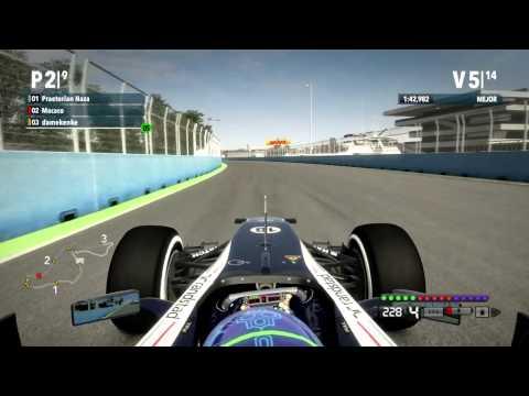 F1 2012 Codemasters  Valencia   Liga B   F1 Latino