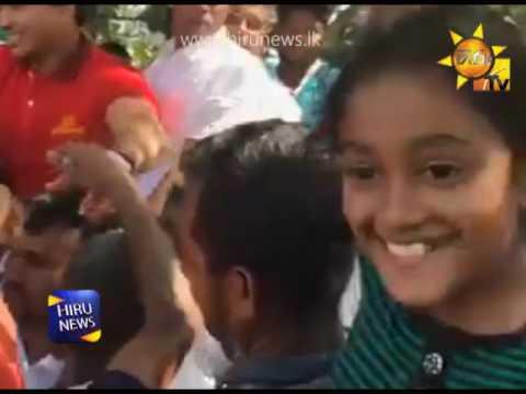 namal rajapaksa join|eng
