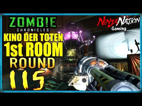 """ZOMBIE CHRONICLES"" KINO ROUND 115 1ST ROOM CHALLENGE!!! 