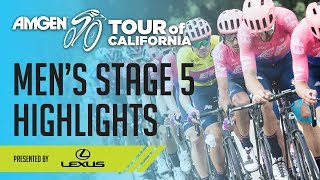 2019 Stage 5 Highlights - Presented by Lexus
