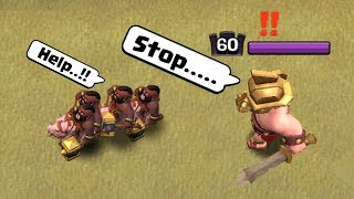 Clash of Clans Funny Moments Montage | COC Glitches, Fails, Wins, and Troll Compilation #43