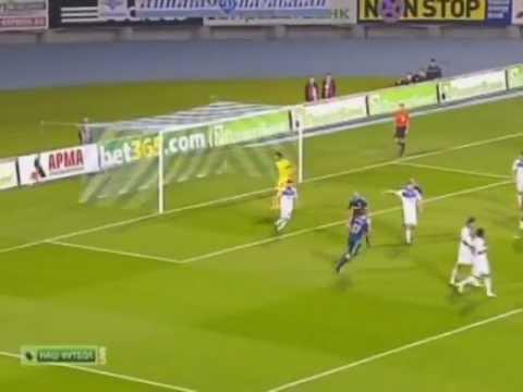 Динамо (Киев) — Сток Сити (1-1) Обзор матча